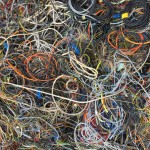 Kupfer Kabel zur Verwertung in Memmingen - Buntmetall - Schrottplatz in Memmingen